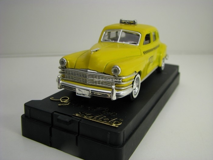 Chrysler Windsor Taxi Yellow 1:43 Solido